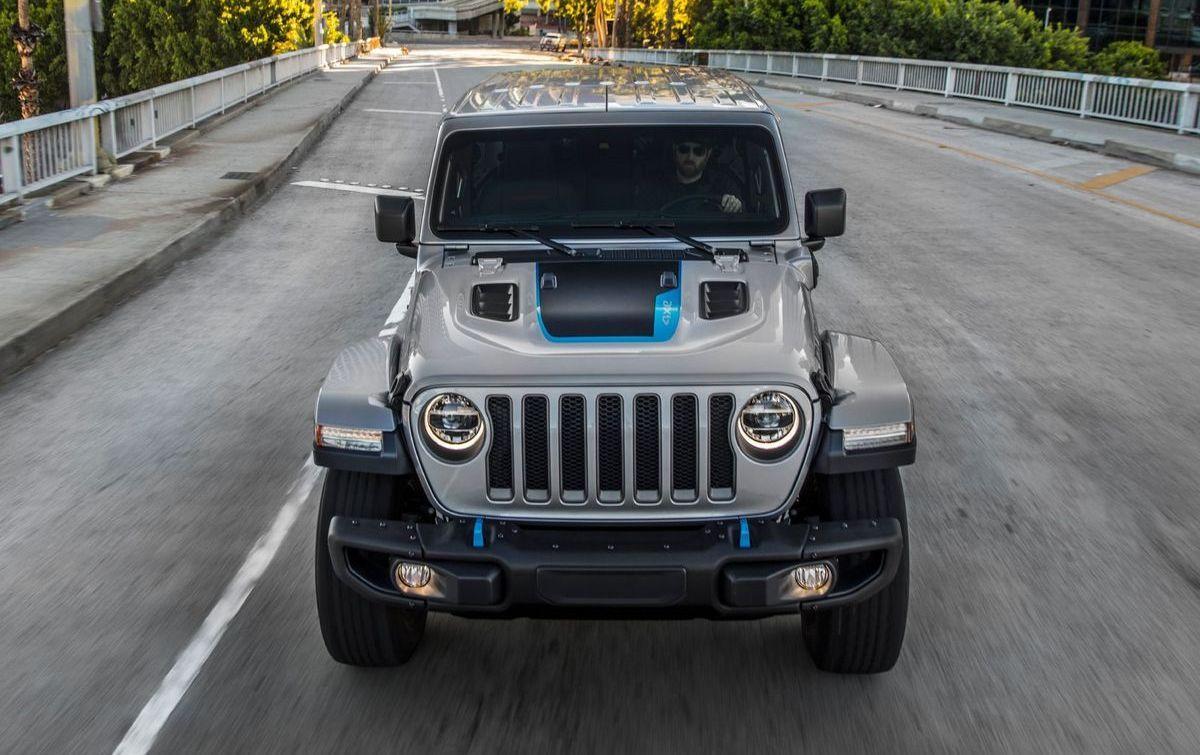 Jeep Wrangler 4xe Rubicon (2021)
