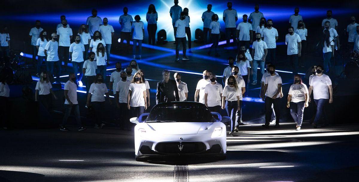 MMXX: Das einzigartige Maserati-Event