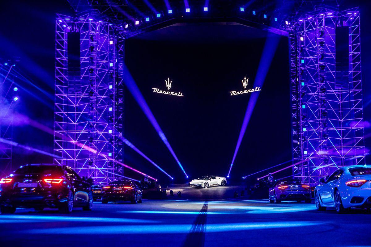 MMXX, Maserati-Event in Modena