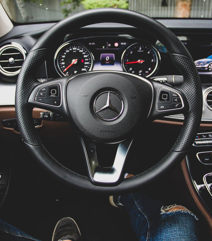 Der Verkauf eines Mercedes-Benz beschäftigte den Bundesgerichtshof.
