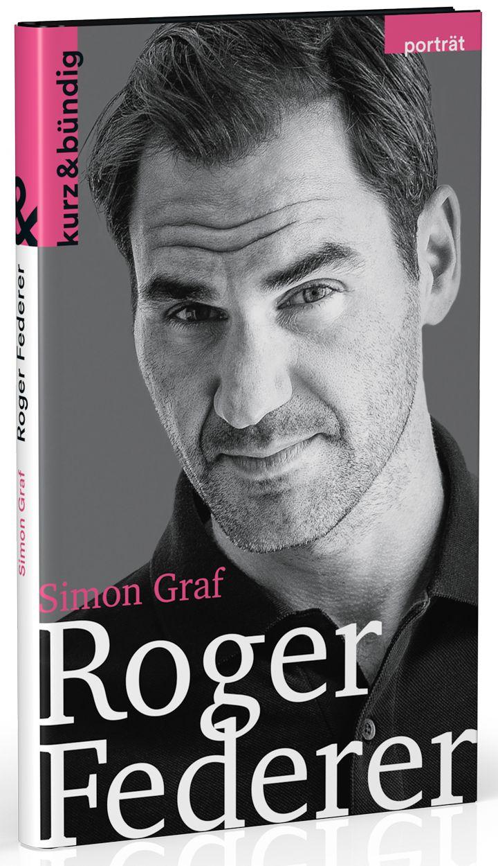 Roger Federer Autor: Simon Graf | Fotos: Paul Zimmer (Cover Giuseppe Maffia) 192 Seiten | 18,50 Euro ISBN 978-3-907126-39-4