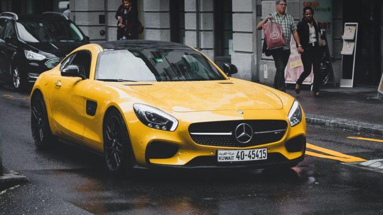 Mercedes-Benz hat ein Image-Problem