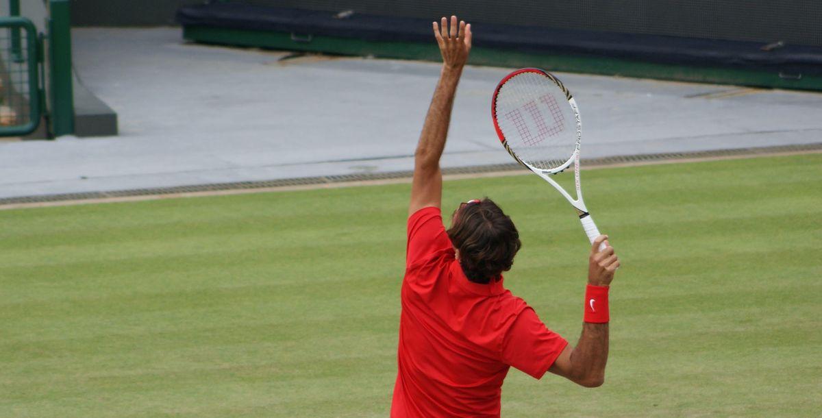 Gelesen: Porträt über Roger Federer