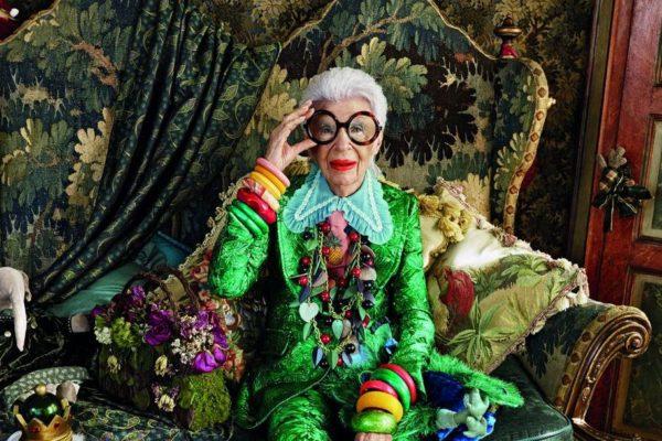 Gelesen: Weisheiten des 99-jährigen Supermodels
