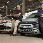 Video aus der Geburtstagsreihe des Fiat Panda