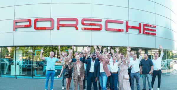 Review: Porsche-Roadtrip mit der Memberslounge