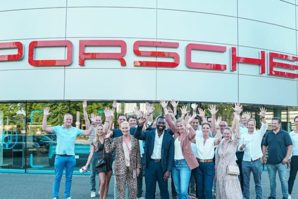 Review: Porsche-Roadtrip mit der Memberslounge