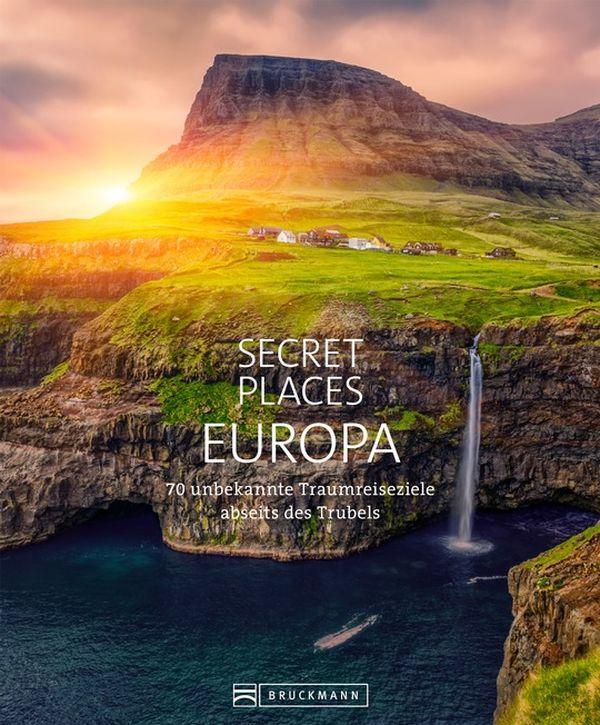 Margit Kohl, Andreas Drouve, Bernd Schiller, Jörg Berghoff, Jochen Müssig Secret Places Europa | 240 Seiten, ca. 450 Abb. ISBN 978-3-7343-1912-9 | 29,99 Euro