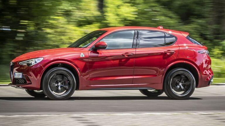 "Stelvio Quadrifoglio ist das ""SUV of the Year"""