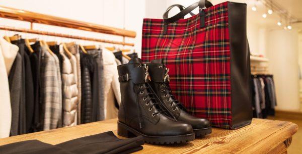 Sellnau: Junge Fashionistas im Lüneburger Traditionshaus