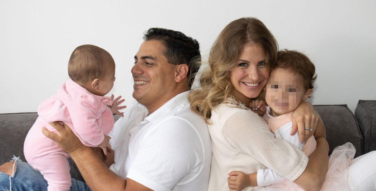 Silva Gonzalez und Stefanie Schanzleh mit Kindern