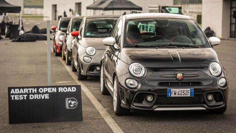 Review: Der Abarth Day 2020