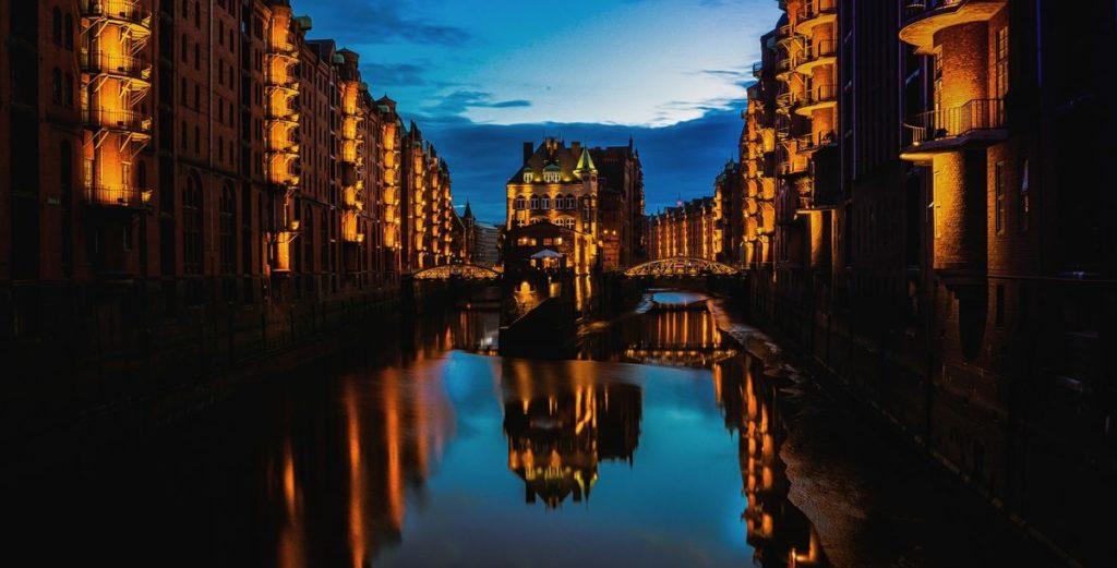 Gelesen: Deutschland leuchtet