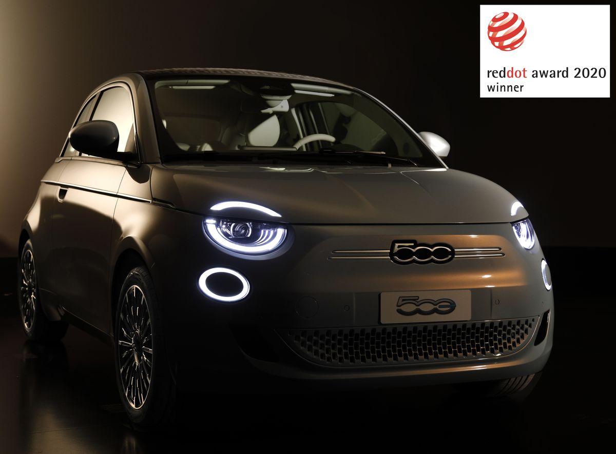 Fiat erhält Red Dot Award