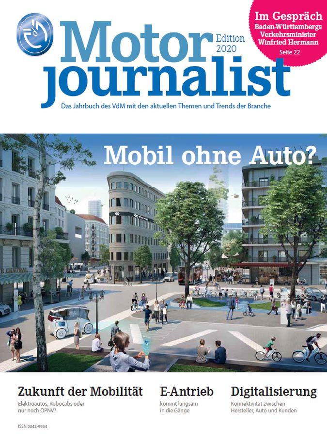 "VdM: ""Motorjournalist Edition 2020"""