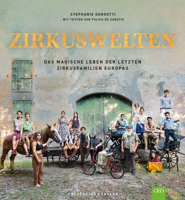 Zirkuswelten | Stephanie Gengotti 192 Seiten | ca. 120 Abb. ISBN 978-3-95416-311-3 | 39,99 Euro