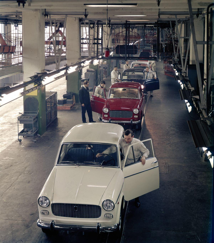 Lingotto (1963)