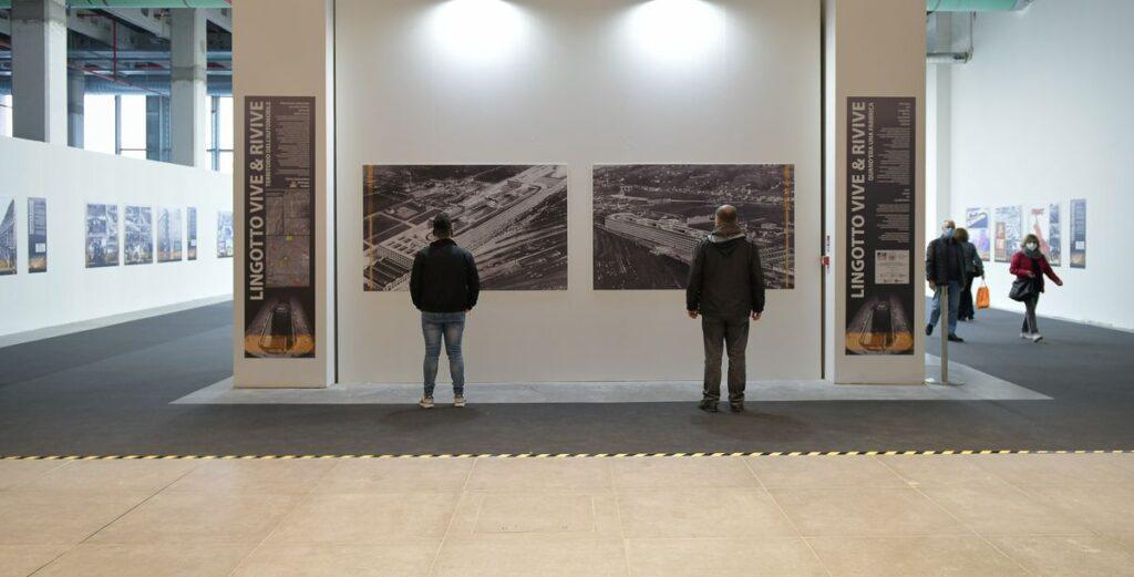 FCA Heritage supportet Lingotto-Ausstellung