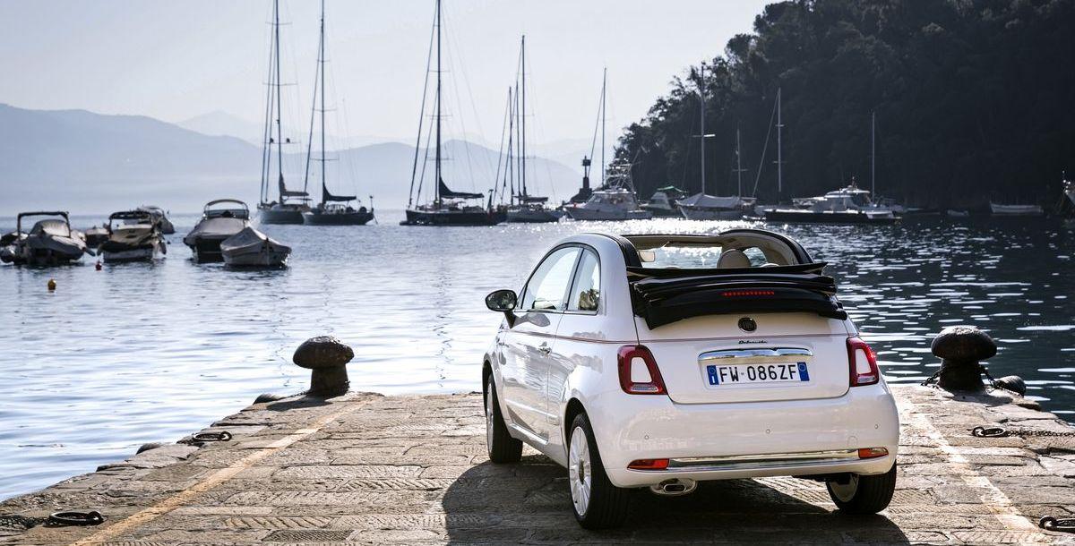"""Der Fiat 500 im Carsharing bei """"Share Now"""""""