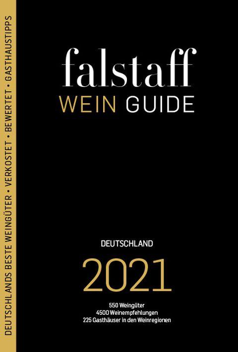Falstaff Weinguide 2021 19,90 Euro ISBN 978-3-9822182-0-5