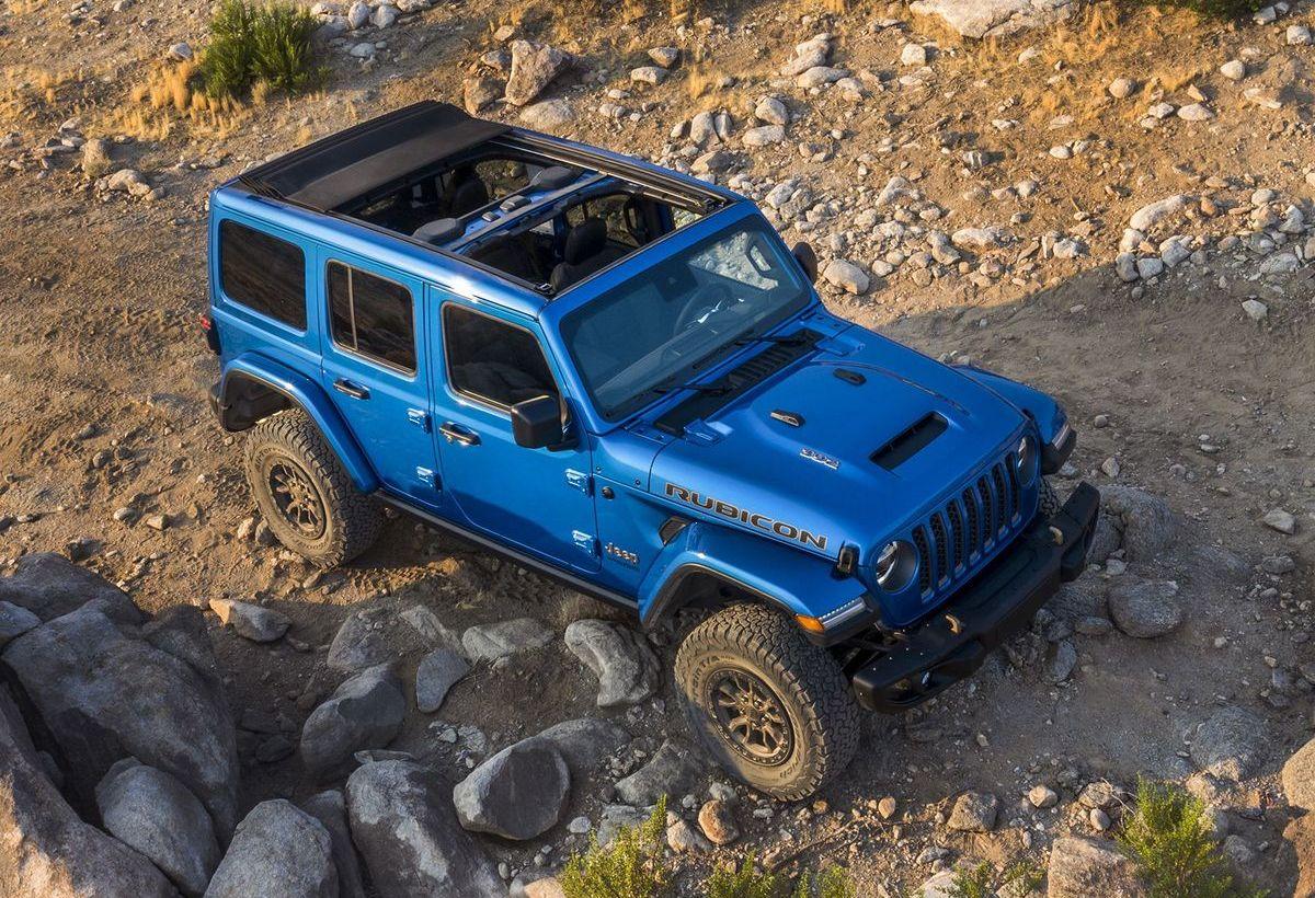 Jeep Wrangler Rubicon 392 (2021)