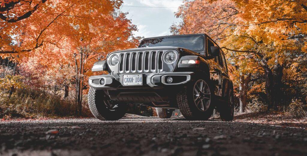 Jeep kündigt zum Jubiläum einige Special Editions an