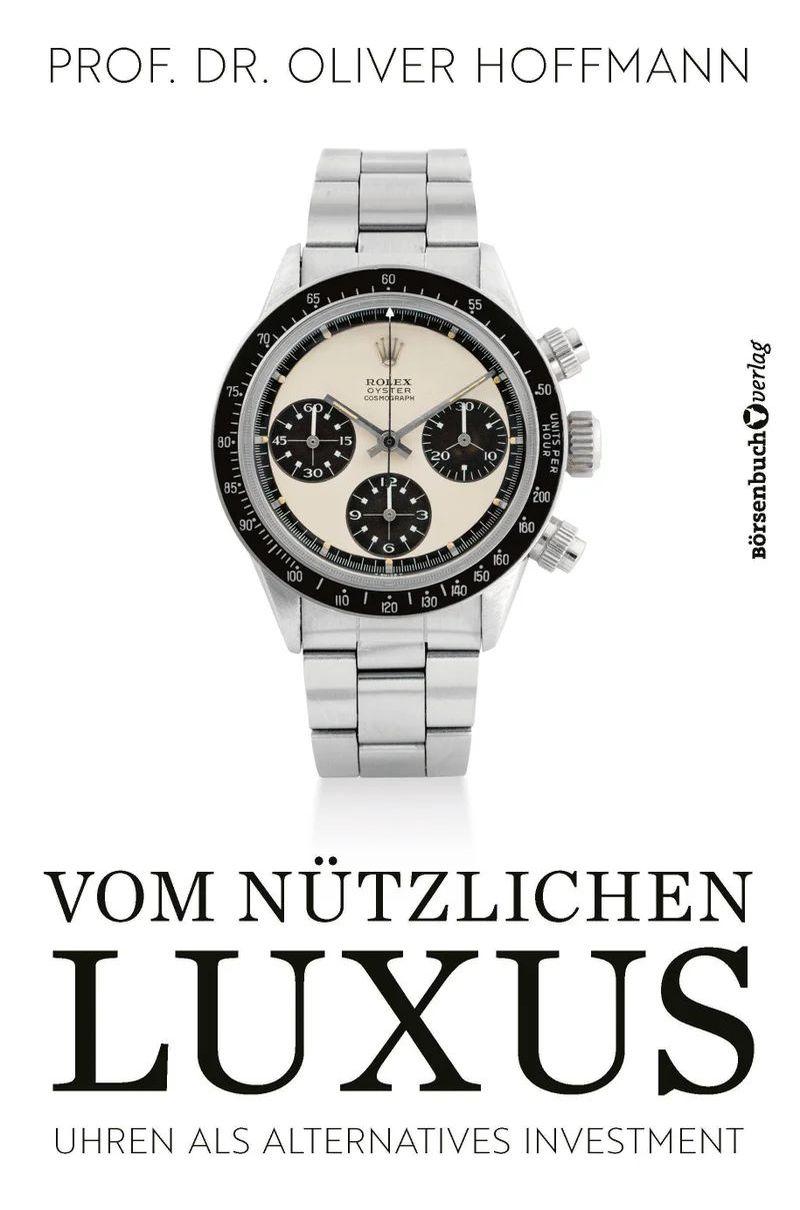 Oliver Hoffmann | Vom nützlichen Luxus 320 Seiten | 49,00 Euro ISBN: 978-3-86470-6875