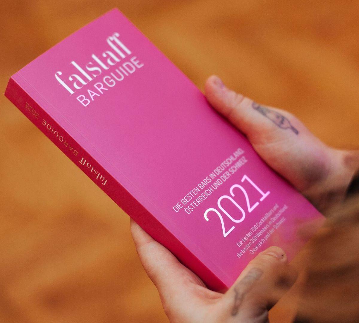 Falstaff Weinbar- und Cocktailbarguide 2021 Barguide 2021 | 9,90 Euro