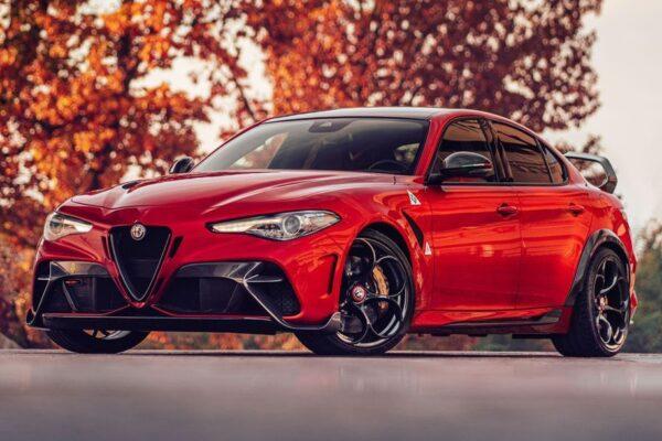 Das Macher-Video zur Giulia GTA
