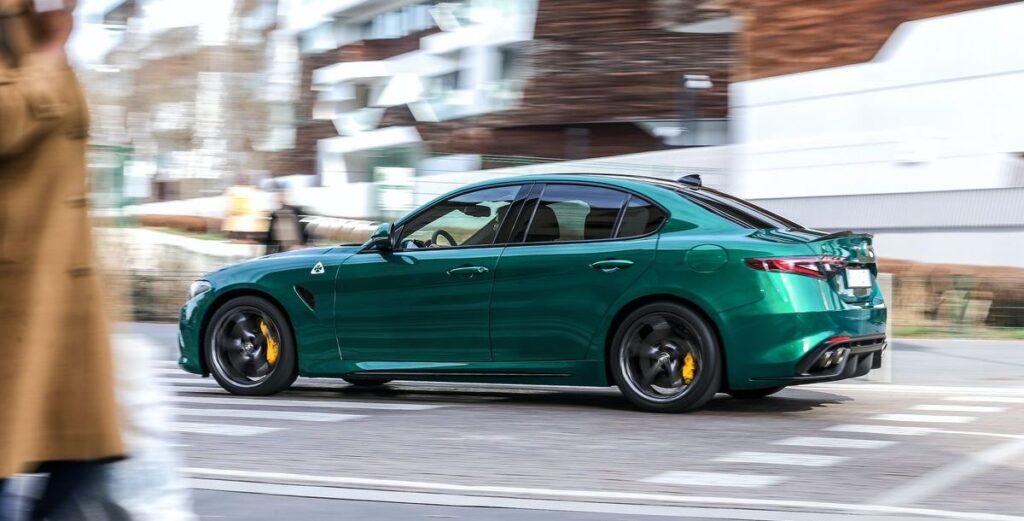"Alfa Romeo Giulia Quadrifoglio ist ""Sportscar des Jahres"""