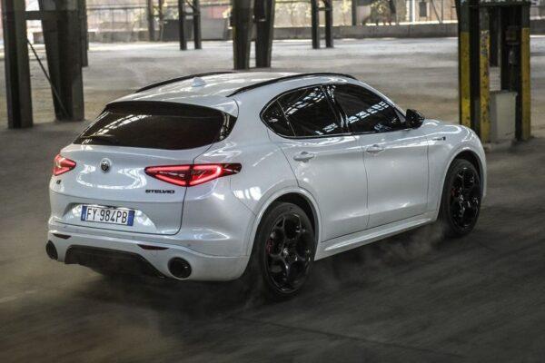 Exklusiver Stil: Alfa Romeo Stelvio Veloce Ti (2021)