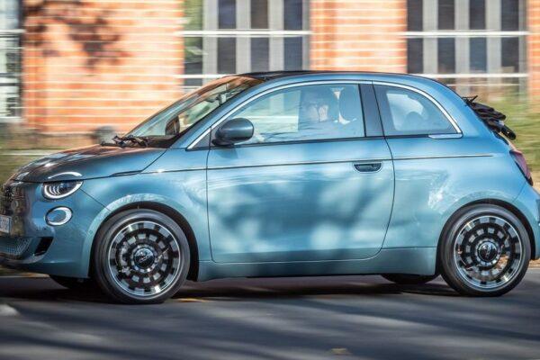 Fiat 500 gewinnt Awards in Großbritannien und Frankreich