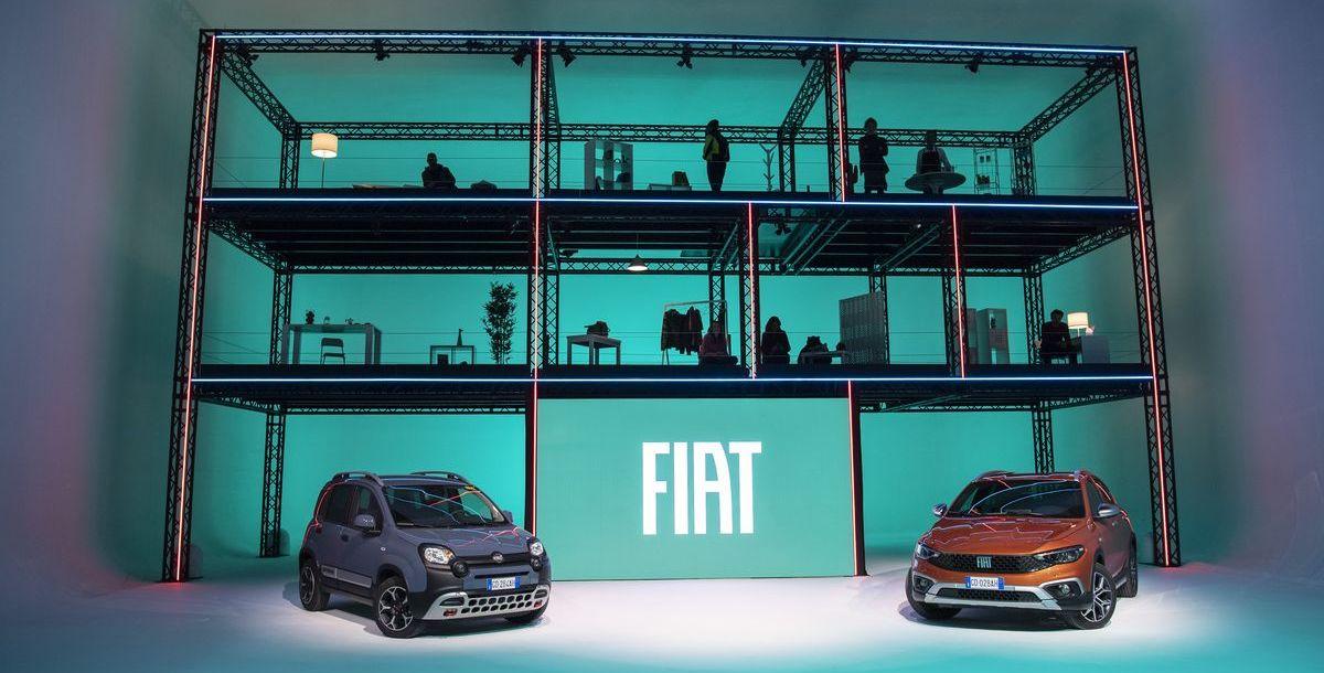 Das Debüt der funktionalen Fiat-Familie