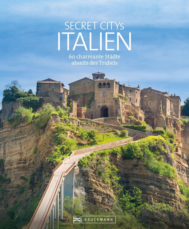 Thomas Migge | Secret Citys Italien 60 charmante Städte abseits des Trubels 192 Seiten | 29,99 Euro ISBN 978-3-7343-1984-6