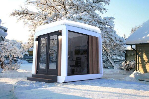 Office Cube – Designer-Bürowürfel für jede Location
