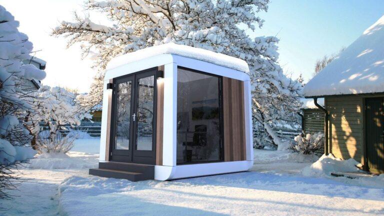 Office Cube - Designer-Bürowürfel für jede Location