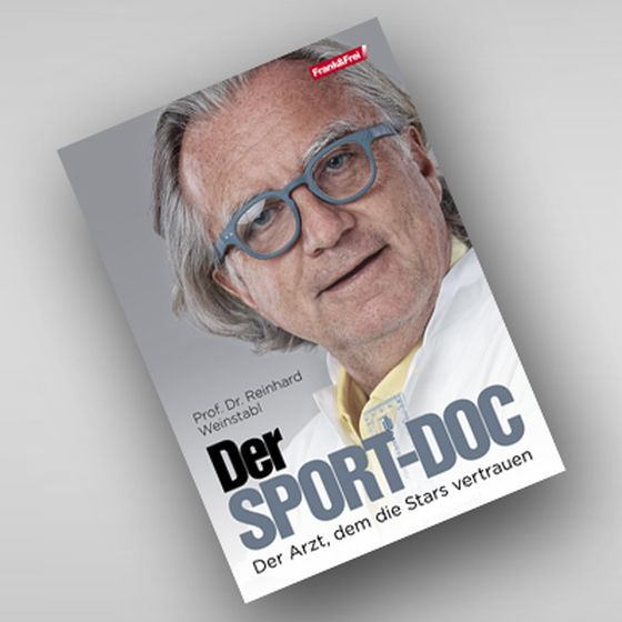 Prof. Dr. Reinhard Weinstabl | Der Sport-Doc – der Arzt, dem die Stars vertrauen 210 Seiten | 19,90 Euro ISBN 978-3-903-23638-7