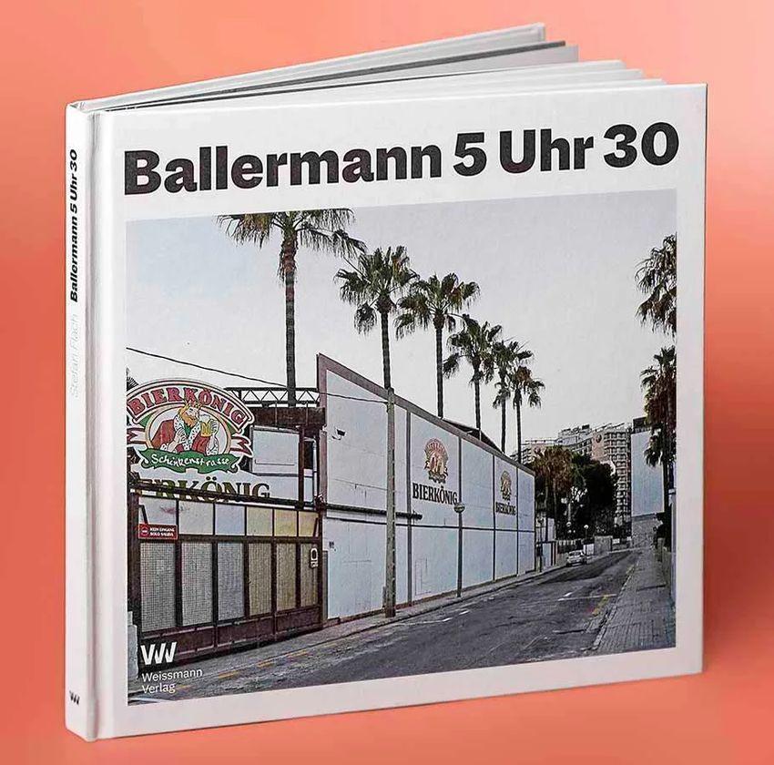 Stefan Flach | Ballermann5Uhr30 104 Seiten | 48 Fotos | 17,95 Euro ISBN 978-3-949168-00-0