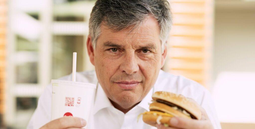 Gelesen: Die Fast-Food-Diät
