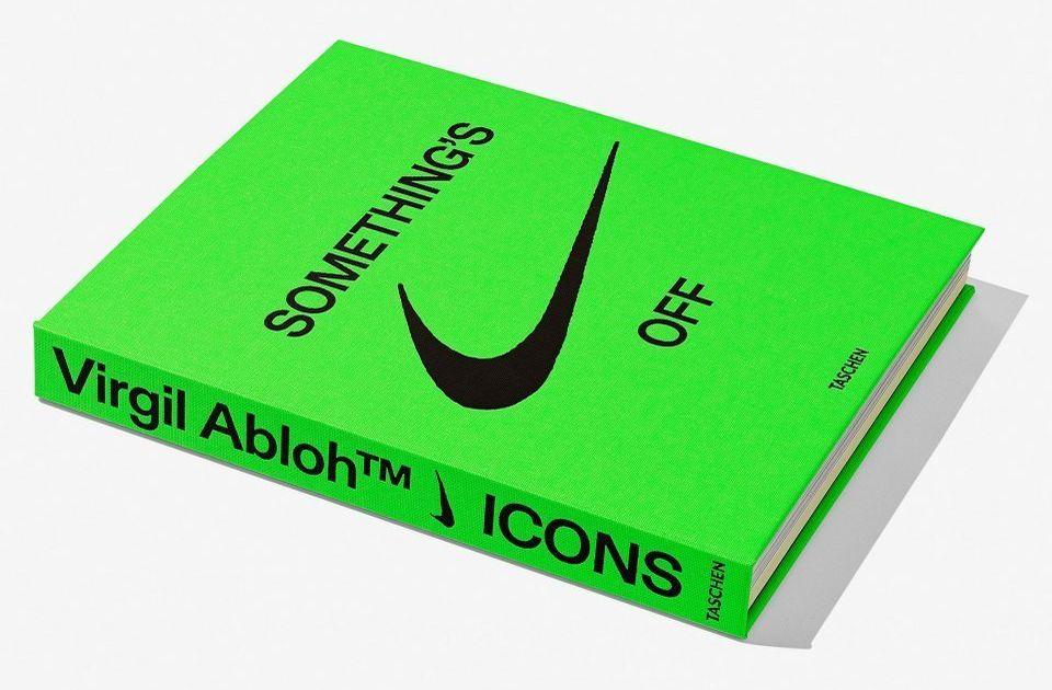 Virgil Abloh. Nike. Icons 352 Seiten | 60,- Euro