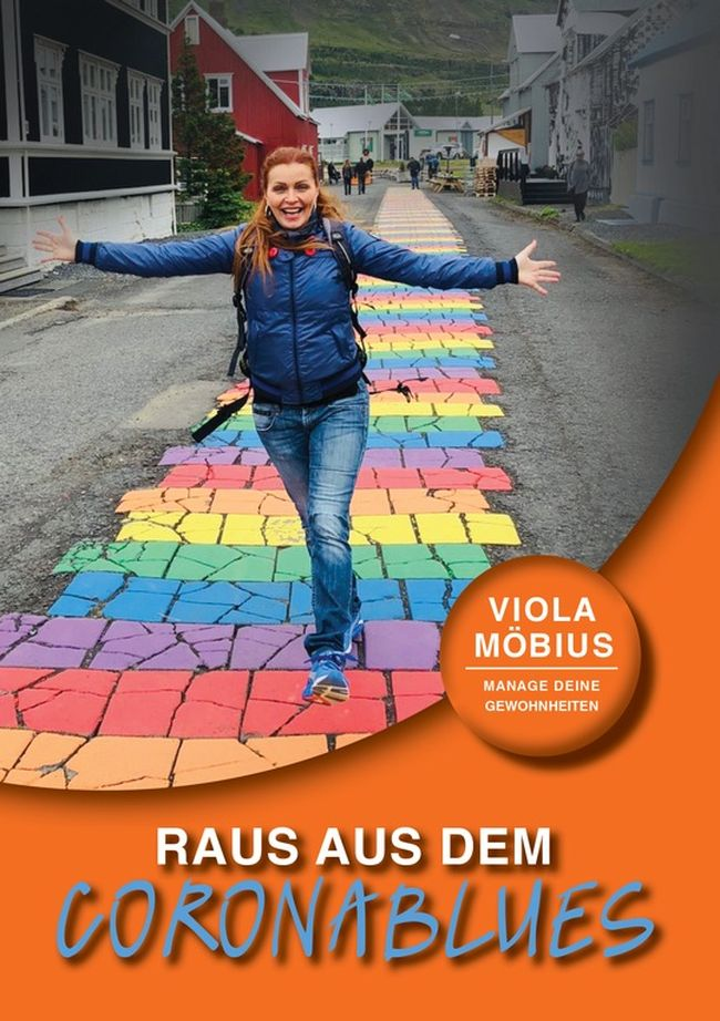 Viola Möbius | Raus aus dem Coronablues 2,99 Euro | ASIN B08W5F72C3