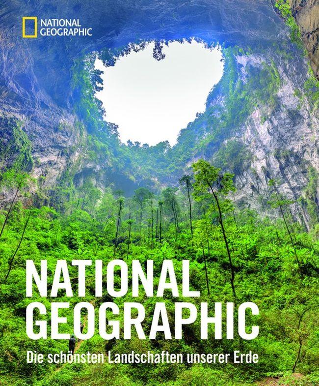Susan Tyler Hitchcock   George Steinmetz National Geographic - Die schönsten Landschaften unserer Erde 400 Seiten   39,99 Euro ISBN 978-3-86690-757-7