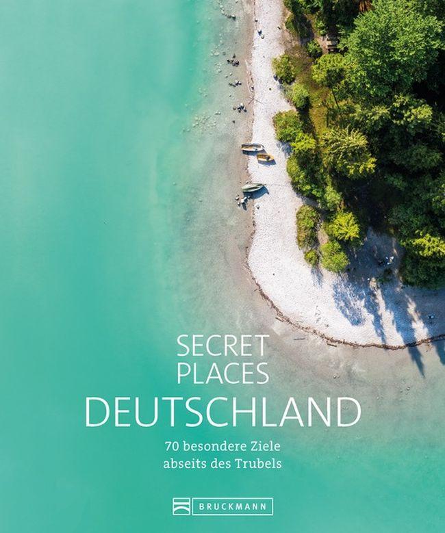 Jochen Müssig | Margit Kohl Secret Places Deutschland 70 besondere Ziele abseits des Trubels 240 Seiten | 340 Abb. | 29,99 Euro ISBN 978-3-7343-2104-7