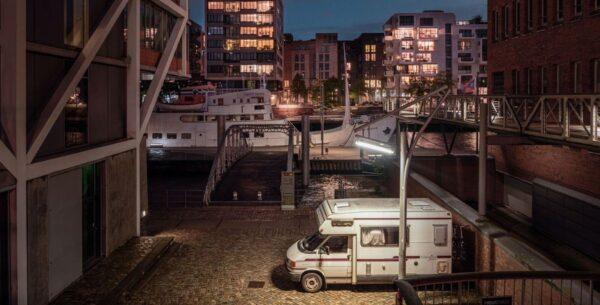 Gelesen: Auszeiten in Hamburg