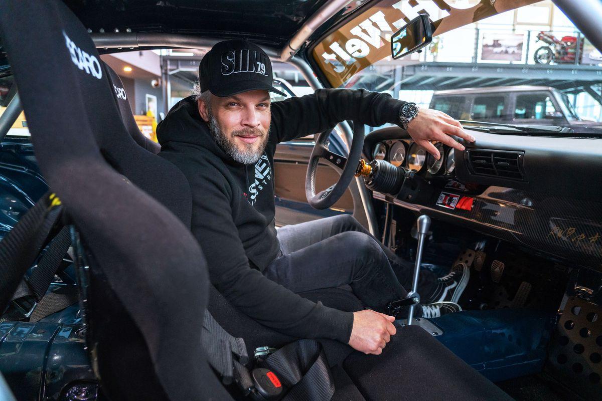 Sidney Hoffmann sucht das beeindruckendste Tuning-Auto