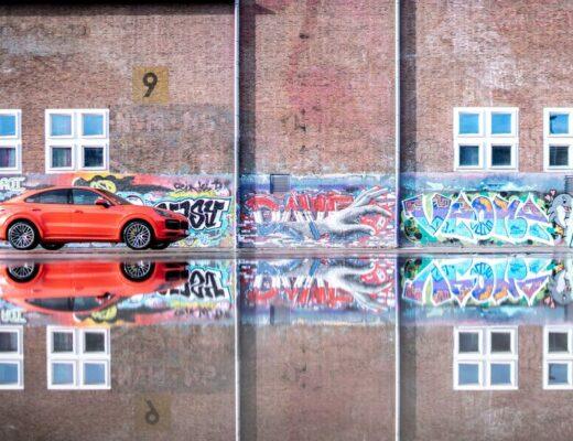 Gelesen: Hip-Hop-Kultur - mit Porsche