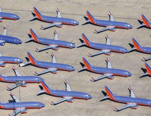 Gelesen: Sie fliegen nie wieder