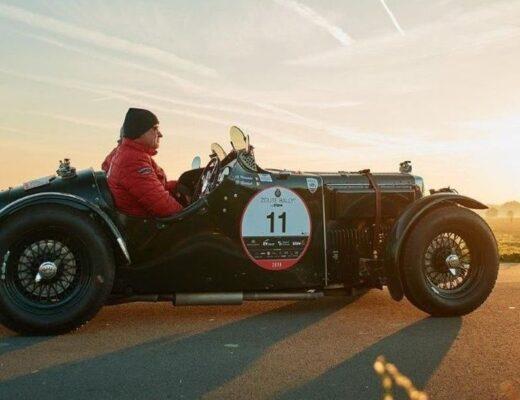Zoute Grand Prix Car Week - ein Muss für Enthusiasten