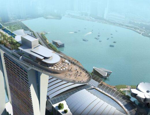 Getestet: Marina Bay Sands Hotel in Singapur