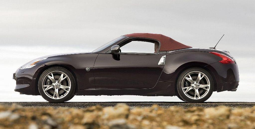 Getestet: Nissan 370Z Roadster